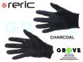 reric レリック [ Alkaid Full Finger Glove ]アルカイドフルフィンガーグローブ CHARCOAL 【 GROVE鎌倉 】