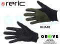 reric レリック [ Alkaid Full Finger Glove ]アルカイドフルフィンガーグローブ KHAKI 【 GROVE鎌倉 】