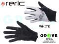 reric レリック [ Alkaid Full Finger Glove ]アルカイドフルフィンガーグローブ WHITE 【 GROVE鎌倉 】