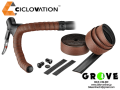 CICLOVATION シクロベイション [ TAPE Advanced Grind Touch ] Chocolate Brown 【 GROVE鎌倉 】