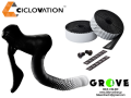 CICLOVATION シクロベイション [ TAPE Advanced Leather Touch Fusion Series ] Fusion White 【 GROVE鎌倉 】