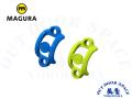 MAGURA マグラ [ ハンドルバー・クランプ ] アルミ製 カラー付 【風魔横浜】