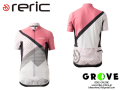 reric レリック [ Women's Crux Standerd S/S Jersey ] ウィメンズ クルックス スタンダード半袖ジャージ / PINK 【 GROVE鎌倉 】