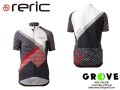 reric レリック [ Women's Crux Standerd S/S Jersey ] ウィメンズ クルックス スタンダード半袖ジャージ / TRI COLOR 【 GROVE鎌倉 】