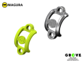 MAGURA マグラ [ ハンドルバー・クランプ ] アルミ製 カラー付 【 GROVE青葉台 】