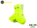 DeFeet デフィート[ Slipstream D-Logo ] シューズカバー イエロー L/XL 【 GROVE青葉台 】