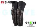 G-FORM [ ELITE ニーシンガード ] ※NEWグラフィック BLACK 【 GROVE鎌倉 】