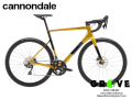 cannondale キャノンデール [ SUPERSIX EVO CARBON DISC ULTEGRA ] Goldfinger / 54size 【 GROVE鎌倉 】