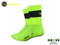 DeFeet デフィート [ Defeet Aireator チーム Double Cuff Socks  ] 速乾性ソックス イエロー 【 GROVE青葉台 】