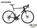 Cannondale キャノンデール [ SuperSix EVO Carbon Disc 105]  Black Pearl  【 GROVE青葉台 】
