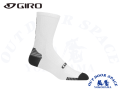 GIRO ジロ [HRC + GRIP SOCKS ] White/Black 【風魔横浜】