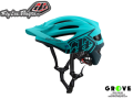 Troy Lee Designs トロイリーデザインズ [ A2  Helmet Mips 2019 ]DECOY AQUA 【GROVE青葉台】
