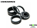 RACEFACE レースフェイス [ Head Spacer & Cap SET Carbon カーボン ] 【 GROVE青葉台 】