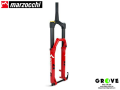 Marzocchi マルゾッキ [ Bomber Z1 27.5  170mm gloss red ] 【 GROVE青葉台 】