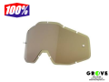 "100% [ Replacement ""Injected"" Olive  Anti-Fog ] fit for Racecraft, Accuri & Strata Goggle 【GROVE青葉台】"