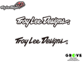 Troy Lee Designs トロイリーデザインズ [ SIGNATURE DECAL ] 【 GROVE青葉台 】