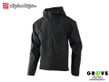 Troy Lee Designs トロイリーデザインズ [ DESCENT JACKET SOLID BLACK ] M size 【 GROVE青葉台】