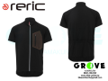 reric レリック [ Oberon Pocket Jersey ] オベロンポケットジャージ / BLACK 【 GROVE鎌倉 】