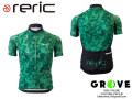 reric レリック [ Orion Standerd S/S Jersey ] オリオン スタンダード半袖ジャージ / GREEN 【 GROVE鎌倉 】