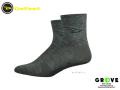 DeFeet [ WI 3 D-Logo Loden Green ] Lサイズ 【 GROVE青葉台 】