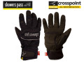 SHOWERS PASS [ Crosspoint Softshell WP Gloves ] 完全防水 【風魔横浜】