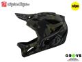 Troy Lee Designs トロイリーデザインズ [ STAGE Helmet Mips 2021 ] CAMO OLIVE フルフェイス ヘルメット 【GROVE青葉台】