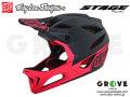 Troy Lee Designs トロイリーデザインズ [ STAGE Helmet Mips ] STEALTH - BLACK PINK フルフェイス ヘルメット 【GROVE青葉台】