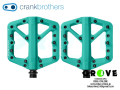crankbrother's [ STAMP 1 ] small / TURQUOISE 【 GROVE鎌倉 】