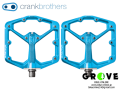 crankbrother's [ STAMP 7 LIMITED EDITION ] small / Electric Blue 【 GROVE鎌倉 】