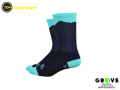 DeFeet デフィート [ RIdge Supply Doble Gap Aireator RSD NAVY/NEPTUNE ] 速乾性ソックスMサイズ 【 GROVE青葉台 】