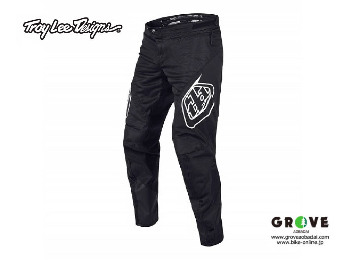 Troy Lee Designs トロイリーデザインズ [ SPRINT PANTS パンツ ] 2020 / BLACK 【GROVE青葉台】