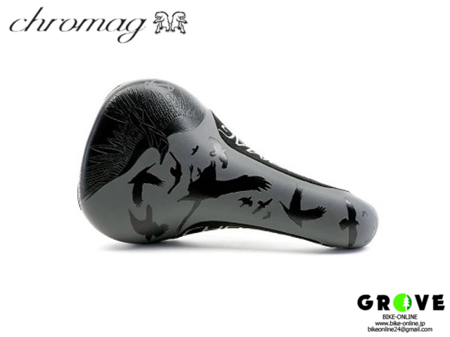 CHROMAG クロマグ [ OVERTURE  Limited サドル ] Designed in collaboration with Brandon Semenuk. 【GROVE青葉台】