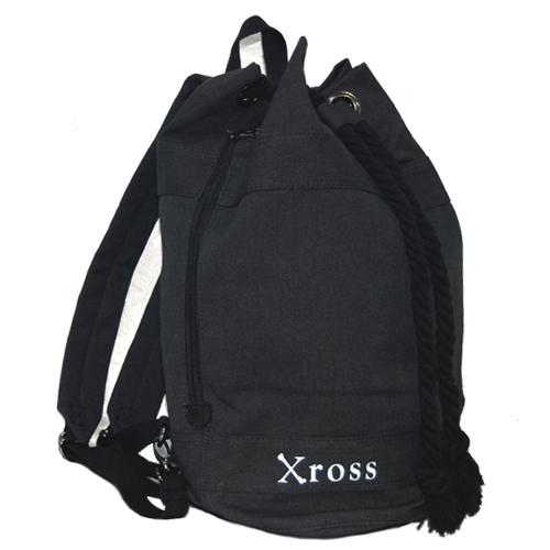 Xross クロス ボクサーバッグ バックパック ワンショルダーバッグ キャンバスバッグ