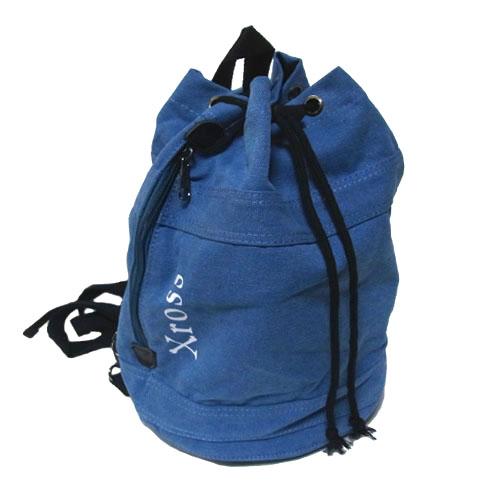 Xross クロス  ミニバックパック ショルダーバッグ キャンバスバッグ