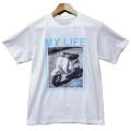 デザインTシャツ Mサイズ