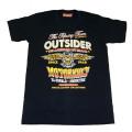 デザインTシャツ OUTSIDER 04★お好きなデザイン選んで 3枚セット¥3,000★