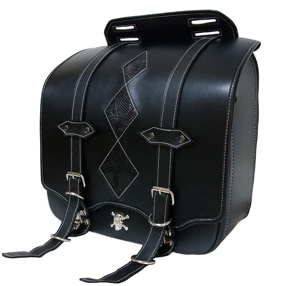 Xross クロス  SADDLE SINGLE サドルバッグ 限定商品 YD-401-S