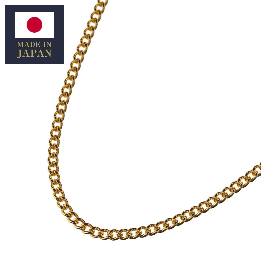 K18 ゴールド 喜平チェーン ネックレス 50cm ネックレス 18金 細め メンズ