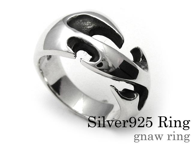 グナウ リング シルバー アクセサリー 指輪 [シルバーリング] 送料無料