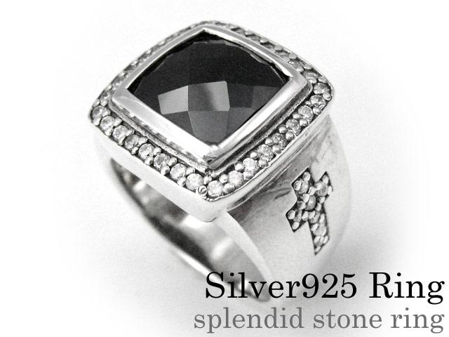 スプレンディットストーン リング シルバー アクセサリー 指輪 [シルバーリング] 送料無料