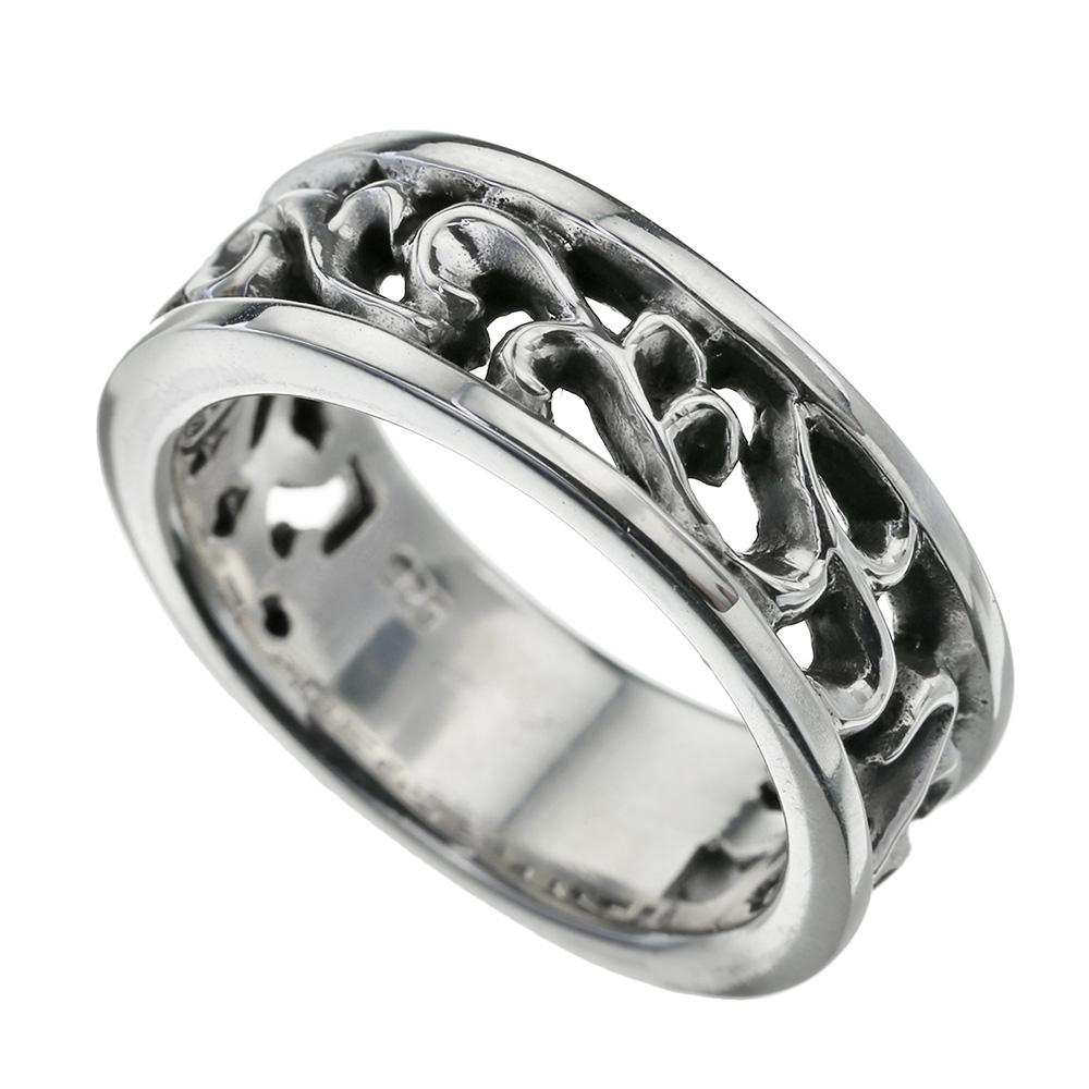 アラベスク リング シルバー アクセサリー 指輪 [シルバーリング]