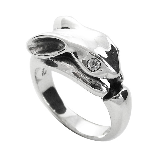 ラビット リング シルバー 指輪 [シルバーリング]
