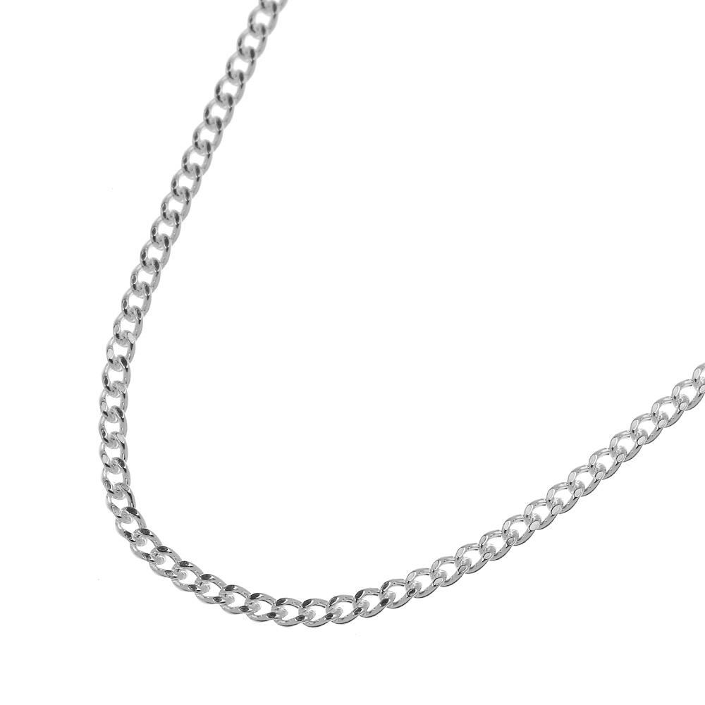 【極細】 1mm 喜平 チェーン ネックレス 45cm ネックレス シルバー925 細め [シルバーチェーン] メンズ