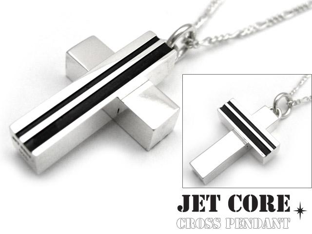 JET CORE (ジェットコア) クロス ペンダント (チェーン別売り) [シルバーペンダント]