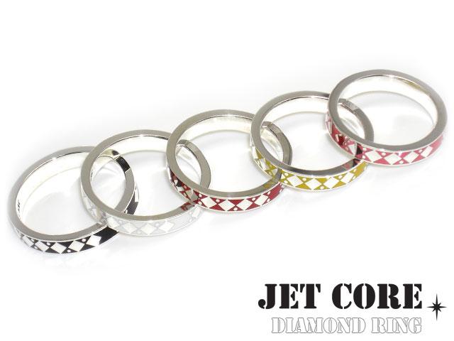 JET CORE (ジェットコア) ダイヤモンド リング [シルバーリング]