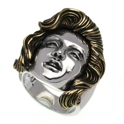マリリン リング シルバー アクセサリー 指輪 モンロー   [シルバーリング] 送料無料