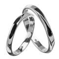 【ペア販売】スモールツイスト ペアリング シルバー アクセサリー 指輪 [シルバーリング] 送料無料 リング