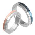 【ペア販売】ステンレススチール ペア リング A ステンレス リング シンプル 指輪 [ステンレスリング] ラッピング無料 送料無料
