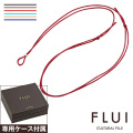 CULTURAL FLUI (カルトラルフルイ) ブランド カラーコード ゴールドビーズ メンズ アクセサリー