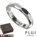 FLUI (フルイ) ブランド エングレイブTN リング メンズ アクセサリー CULTURAL FLUI カルトラルフルイ [シルバーリング] 送料無料
